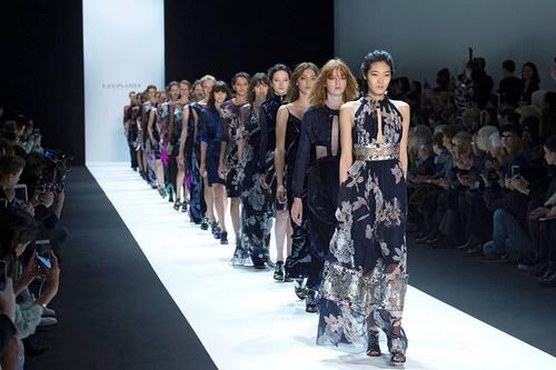 Leonard Paris womenswear clothing.