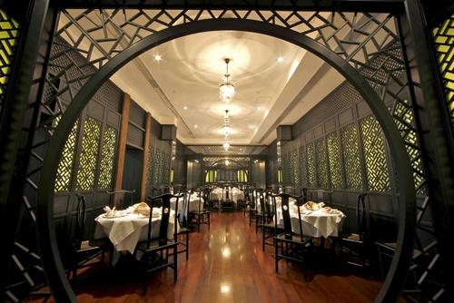 Loong Toh Yuen Chinese restaurant 1881 Heritage Hong Kong.