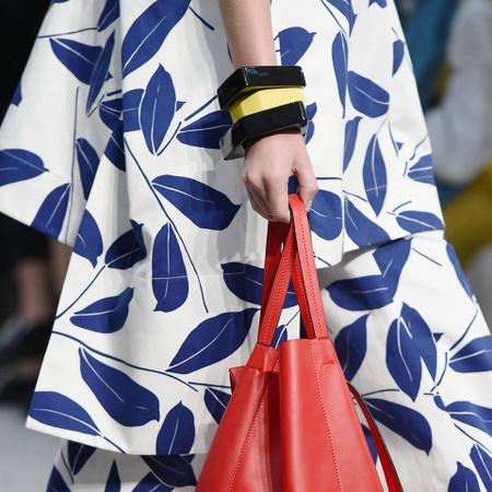 Marni clothing and accessories.