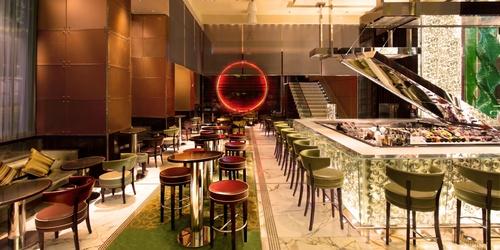 MO Bar Hong Kong.