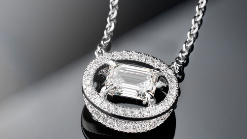 Nirav Modi diamond jewelry.