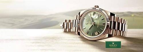 Rolex Day-Date watch Hong Kong.