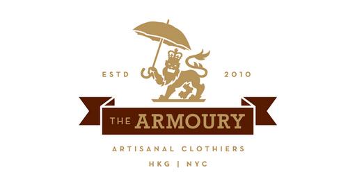 The Armoury Hong Kong & NYC logo.