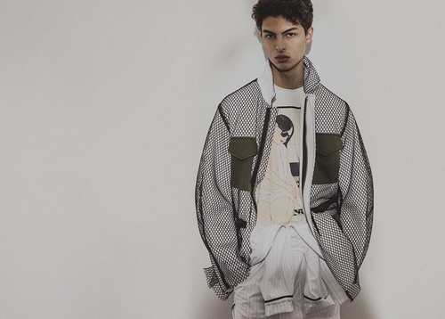 3.1 Phillip Lim men's clothing.