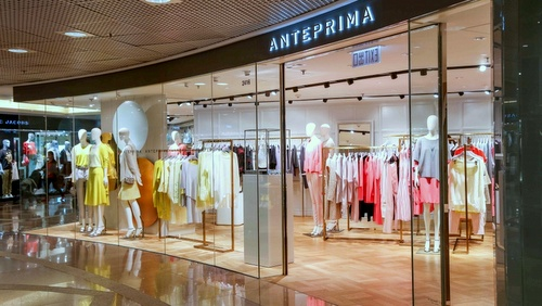 ANTEPRIMA clothing shop Harbour City Hong Kong.
