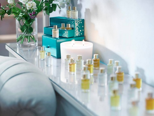 Aromatherapy Associates products.