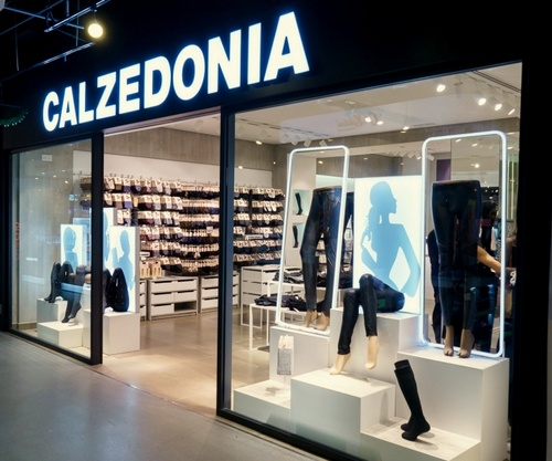 Calzedonia store Harbour City Hong Kong.