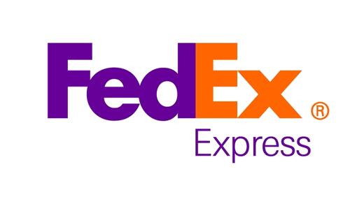 FedEx Express parcel delivery.