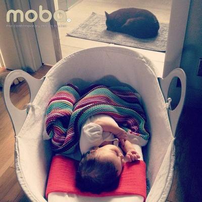 Moba baby basket / cot.