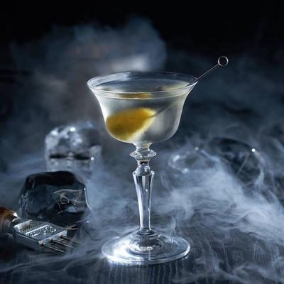 SKYE roofbar's 'Stratospheric Martini'.