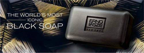 Erno Laszlo black cleansing soap bar Hong Kong.