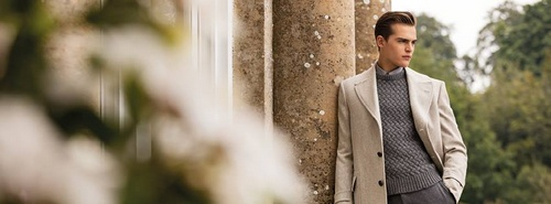 Gieves & Hawkes men's clothing.