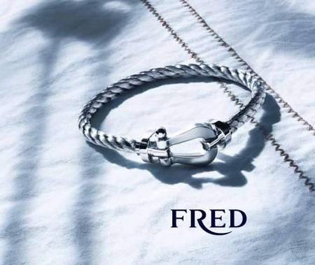 FRED Force 10 bracelet jewelry Hong Kong.