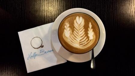 Holly Brown coffee Hong Kong.