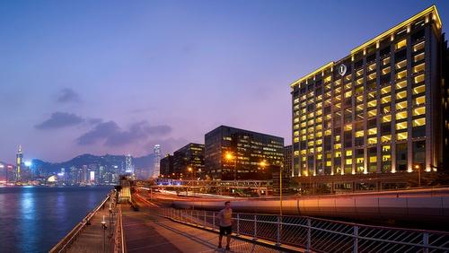 InterContinental Grand Stanford Hong Kong Hotel.