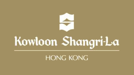 Kowloon Shangri-La hotel in Hong Kong.