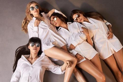 Linda Farrow sunglasses & optical frames Hong Kong.