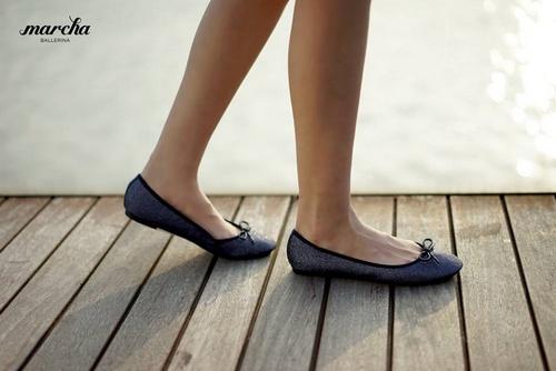 Marcha Ballerina shoes Hong Kong.