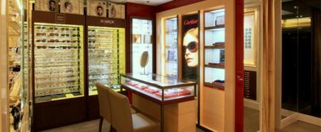 Berlin Optical shop Hong Kong.