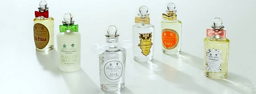 Penhaligon's perfumes Hong Kong.