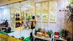 Hiroshima bag & accessories store Cityplaza Hong Kong.