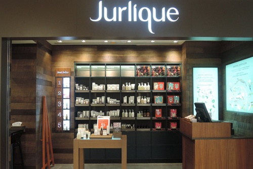 Jurlique beauty store Cityplaza Hong Kong.