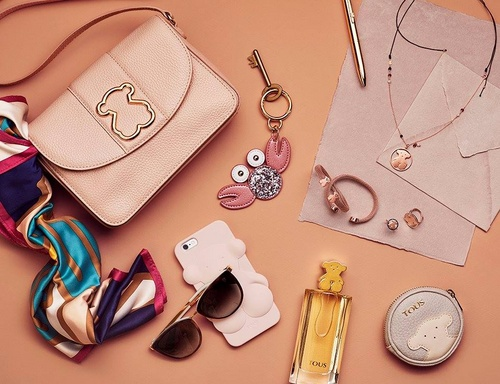 TOUS jewelry and accessories Hong Kong.