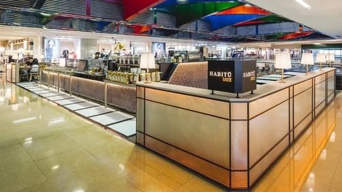 HABITŪ Caffè Cityplaza Hong Kong.