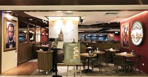 Dan Ryan's Chicago Grill restaurant Cityplaza Hong Kong.