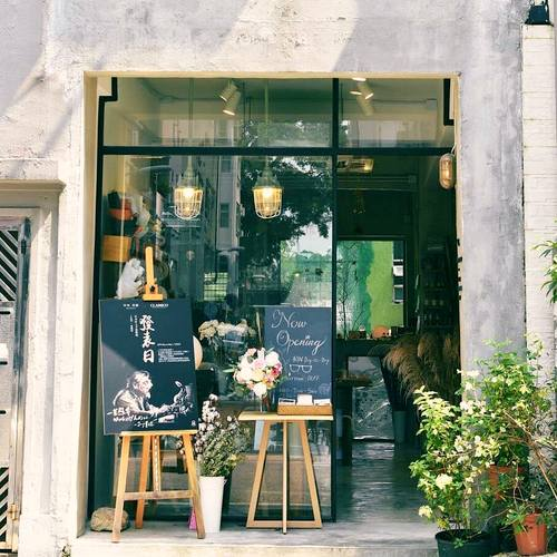 B'IN Select design store at Tai Hang in Hong Kong.