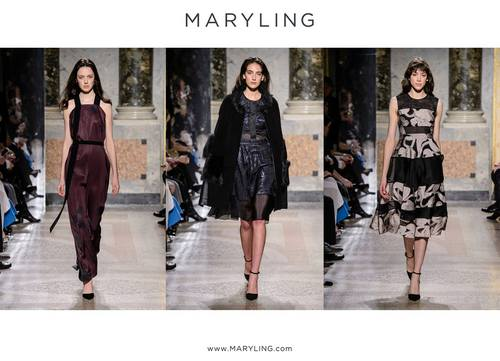 Maryling womenswear, available in Hong Kong.